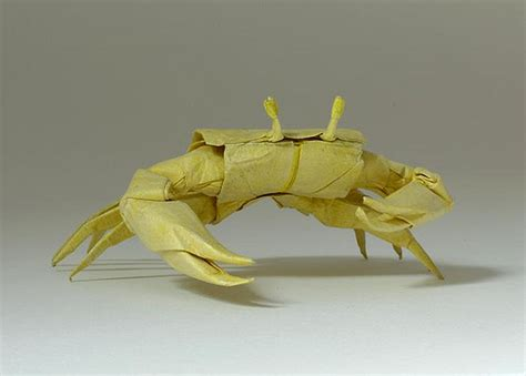Crab Origami - crab origami by sipho mabona flickr photo
