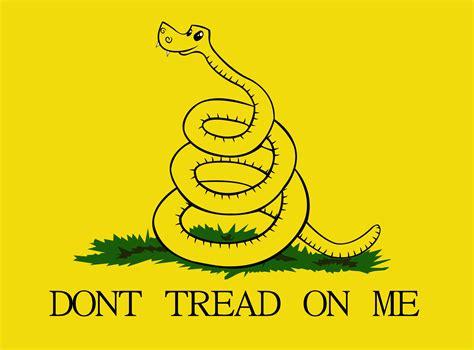 on me don t tread on me flag by gennadykalugina on deviantart