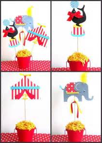 circus centerpiece ideas 25 best ideas about carnival centerpieces on