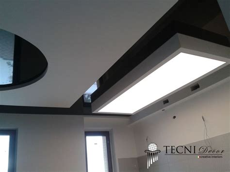 soffitto teso luminoso 18 best images about soffitti tesi luminosi