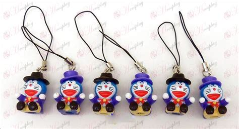 Doraemon Pocket 123 6 laughing doraemon doll machine rope accessories shop cosplaymade