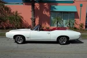 1968 Pontiac Gto Convertible 1968 Pontiac Gto Convertible Pontiac 1967 1969