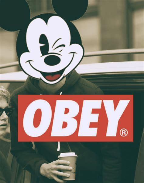 Imagenes Tumblr Obey | obey mickey tumblr