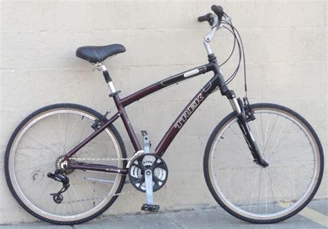 Aluminum Comfort Bike by 18 Quot Trek Navigator 2 0 Aluminum Comfort Commuter Bike 5 6