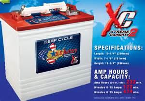 rv deep cycle battery