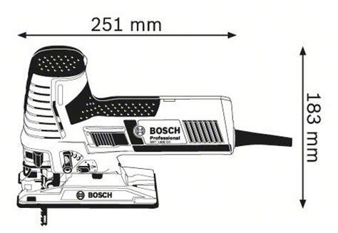 C Nel Gst seghetto alternativo bosch gst 1400 ce 720w in valigetta