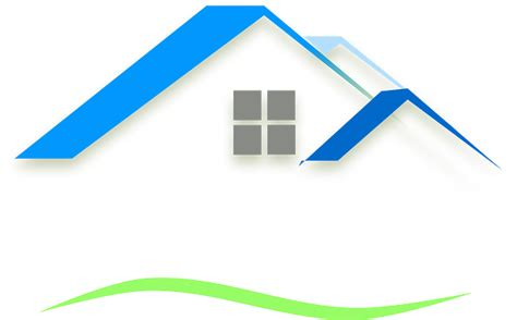 free vector graphic house roof blue country county