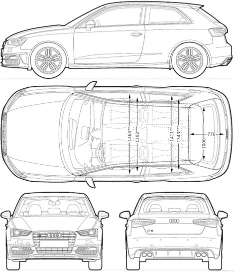 free blueprint most loved hd car blueprints for 3d modeling free