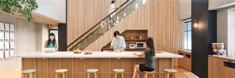 airbnb tokyo airbnb launches nature filled tokyo office that feels like
