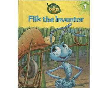 Flik The Inventor Vol 3 Hardcover shop collectibles at whatsits galore