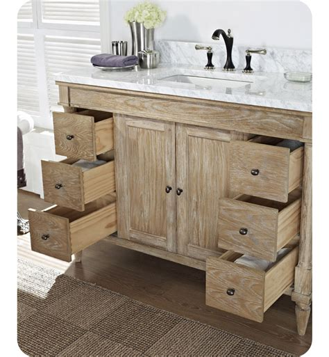 fairmont designs 142 v48 rustic chic 48 quot modern bathroom vanity