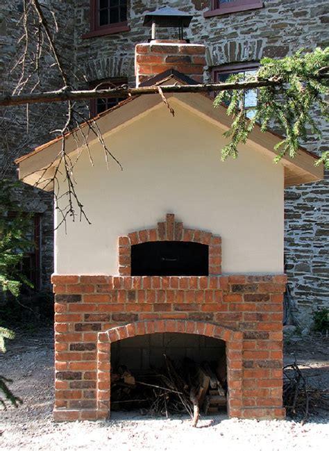 outdoor brick ovens 16 easy to replicate ideas houz buzz
