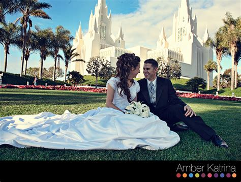 San Diego Records Marriage Photography Southern California 187 San Diego Temple Wedding Photography