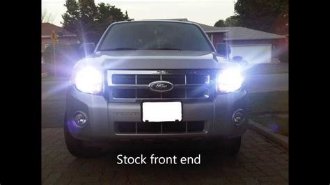 2008 ford escape light bulb 2008 ford escape transformation