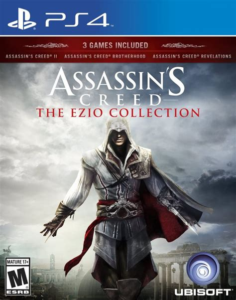 Kaset Ps4 Assassins Creed The Ezio Collection opens preorders for assassin s creed the ezio