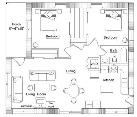 earthbag floor plans earthbag house plan earthbag house plans