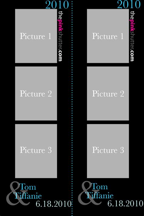photo booth print layout templates template 3strip port blkback photo booth rental for