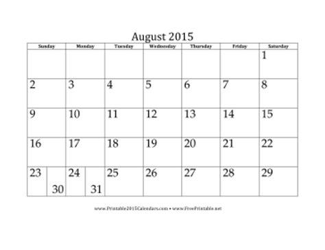 printable calendar 2015 june july august printable august 2015 calendar