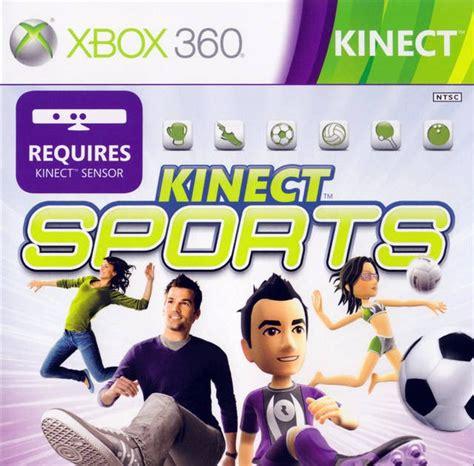 lista giochi xbox 360 kinect kinect sports giochi xbox 360