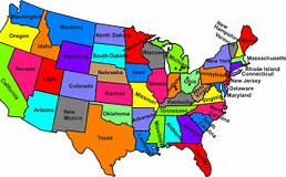 Usa Map Bing Images - Usa map by state