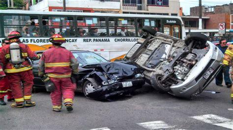 imagenes fuertes sobre accidentes de transito peruanos mueren m 225 s por accidentes de tr 225 nsito que por