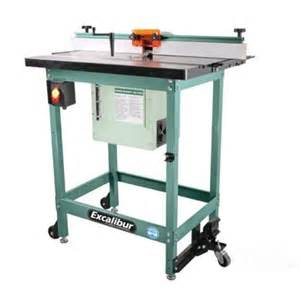 home depot router table general international excalibur deluxe router table kit 40