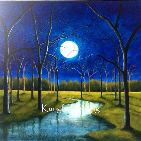 paint with a twist ta 100 painted high quality landscape painting