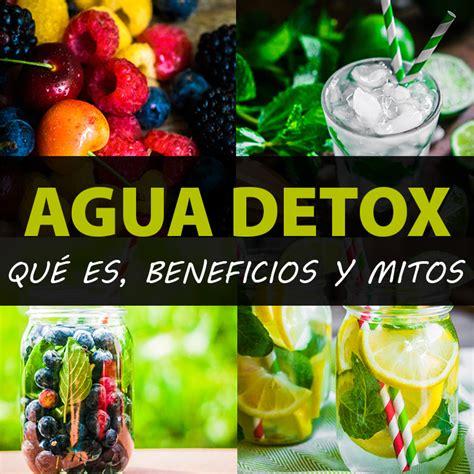 Im Detox Que Es by Agua Detox Qu 233 Es Beneficios Y Mitos La Gu 237 A De Las