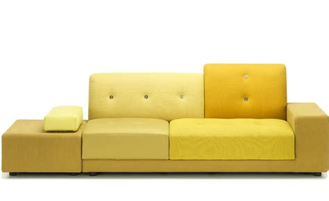 vitra couch polder sofa hivemodern com