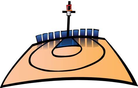 basketball court clipart on kot clip at clker vector clip
