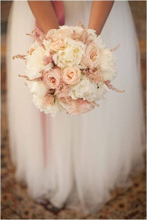 Flower Ideas Gold Wedding by Glamorous Blush Wedding Ideas To Inspire Wedding Flower
