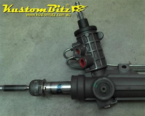 Aftermarket Rack And Pinion Steering by Rack And Pinion Steering Conversions Custom One