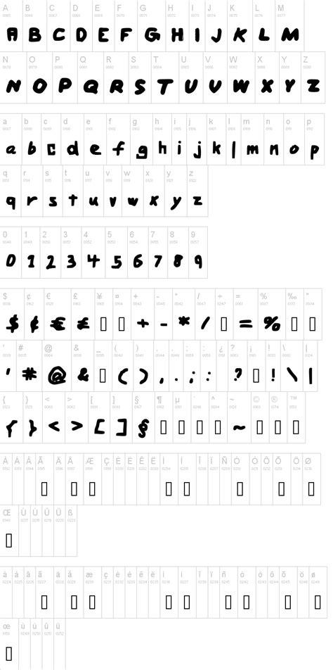 dafont the bold font bold handwriting font dafont com