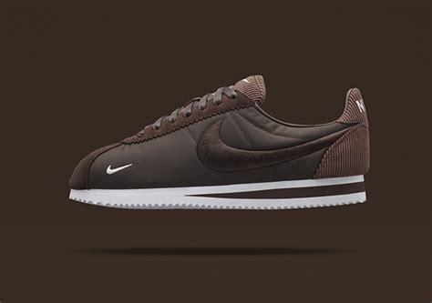 Nike Cortez Textile M nike cortez textil collection sneakerfiles