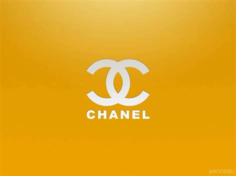 wallpaper chanel gold chanel logo wallpapers wallpaper cave