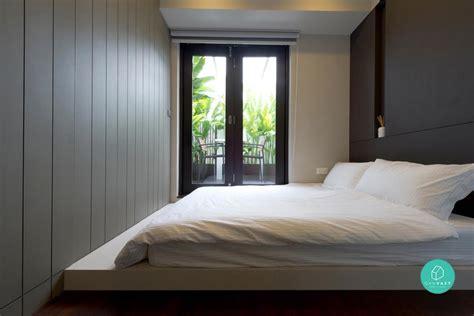 Bedroom Platform Design 8 Modern Minimalist Homes You Ll Fall In With Qanvast