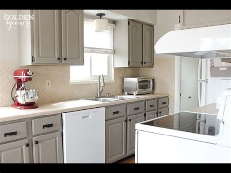 painting kitchen cabinets youtube chalk paint kitchen cabinets youtube