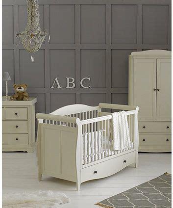 mothercare bloomsbury  piece furniture set ivory