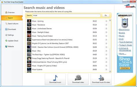 download mp3 from youtube plugin top 5 des meilleurs logiciels gratuits pour t 233 l 233 charger