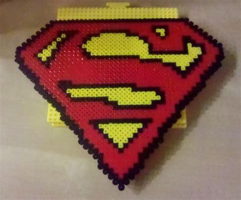 perler superman superman perler hama