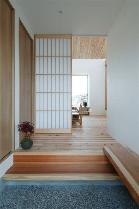 Asian Dining Room Table by Rural Japanese Ritto House By Alts Design Office