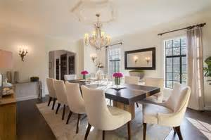 glamorous dining rooms home design ideas