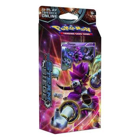 cheap theme decks hoopa ring of lightning theme deck for xy steam siege