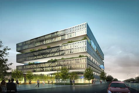 samsung headquarters nbbj s samsung headquarters addition to silicon valley s architectural transformation archdaily