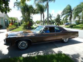 1972 Buick Limited Beautiful Buick Electra Limited Coupe 1972 47 K