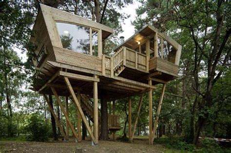 modern tree house design a k a awesome modern tree houses