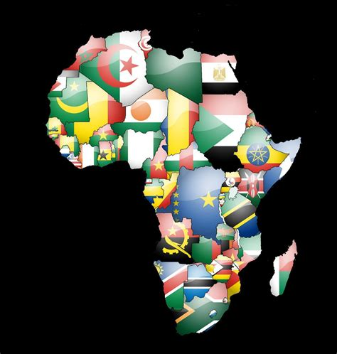 africa map flags africa map wallpapers wallpaper cave