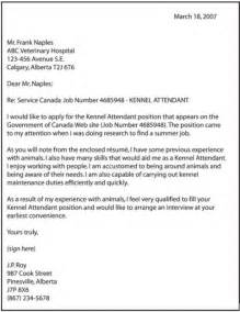 Writing A Cover Letter For A Application Exles by Exle Of A Cover Letter For A Application The