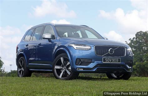 volvo xc90 t6 r design review torque