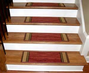 Stair Thread by Washable Carpet Stair Treads Boxer Terra Cotta